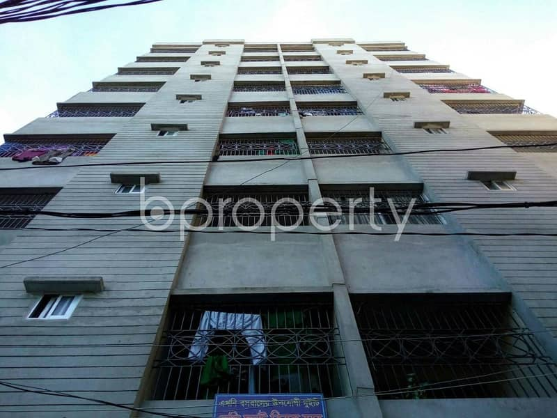 Ready flat 1200 SQ FT is now for sale in Joydebpur, Uttar Cyabithy nearby Joydebpur Government Girls High School.