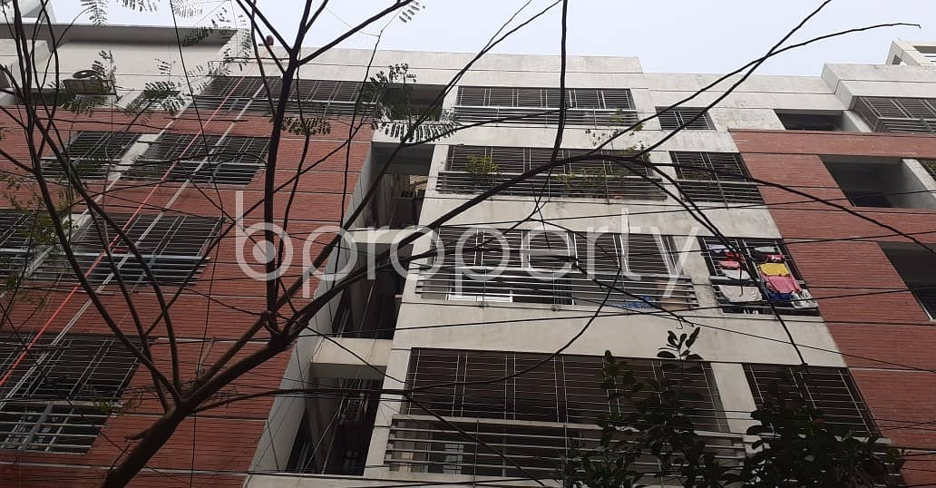 A 1635 Sq Ft Flat Is Now Up For Sale In Bashundhara R-a Near To Nsu