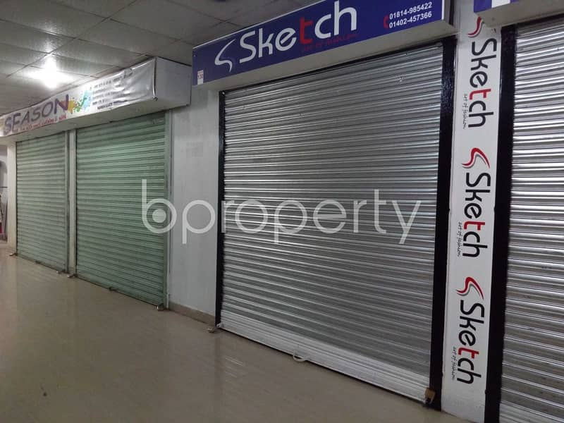 Commercial Space Available For Sale In Nandan Kanan Near Mutual Trust Bank Limited