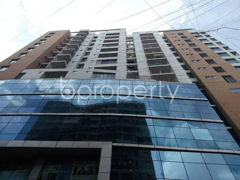 Set up your new office in the busiest location of Uttara as a 2009 Sq. Ft. office space is prepared to be sale.