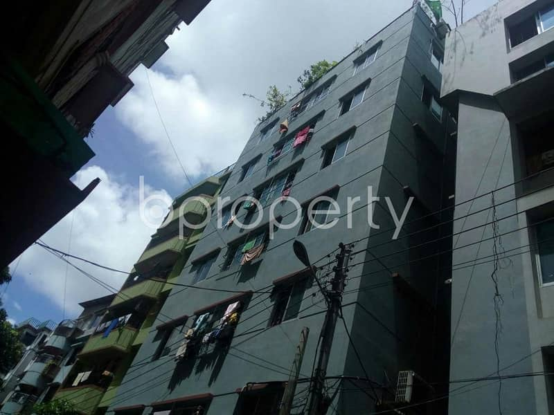 A must see 1400 SQ Ft South facing apartment for rent is all set for you to settle in Sugandha Road 2 close to Ekushey Hospital Private Ltd.