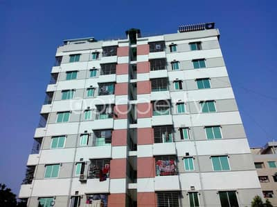 3 Bedroom Flat for Sale in 10 No. North Kattali Ward, Chattogram - Beautiful and well-constructed 1120 SQ Ft apartment is ready for sale at 10 No. North Kattali Ward, Chatogram nearby Bangladesh Industrial Technical Assistance Centre.
