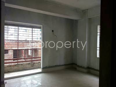 Move In And Inhabit This Properly Constructed Flat For Sale In South Khulshi Near South Kulshi Masjid