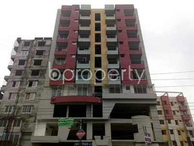 96 Sq. Ft. ample commercial space is available for sale in Taltola, Dakshin Khan nearby Northern University.