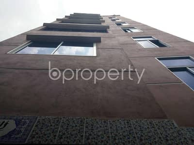2 Bedroom Apartment for Rent in Khilkhet, Dhaka - Picture Yourself, Residing In This Well Constructed And Planned 1000 Sq Ft Flat In Khilkhet For Rent, Near Kurmitola High School And College