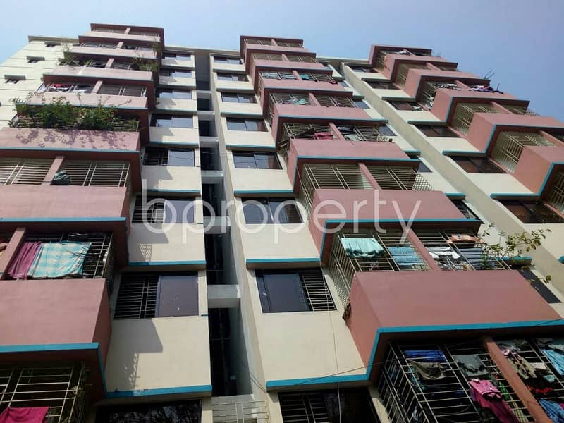 Check This Nice 1050 Sq Ft Flat For Sale At Panchlaish Ward Nearby Govt. Ashekane Awlia Degree College