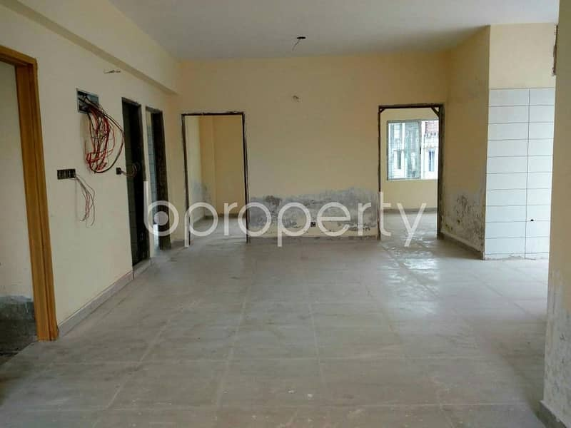 A Nice And Comfortable Flat Is Up For Sale In Bayazid Near To Surma Colony Jame Mosjid.