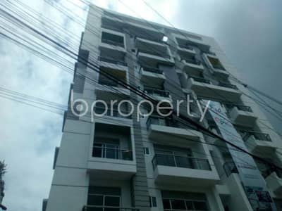 A 1350 SQ Ft nice and comfortable flat is up for sale in Chatogram near to Chatogram Residential School & College Chandgaon Campus