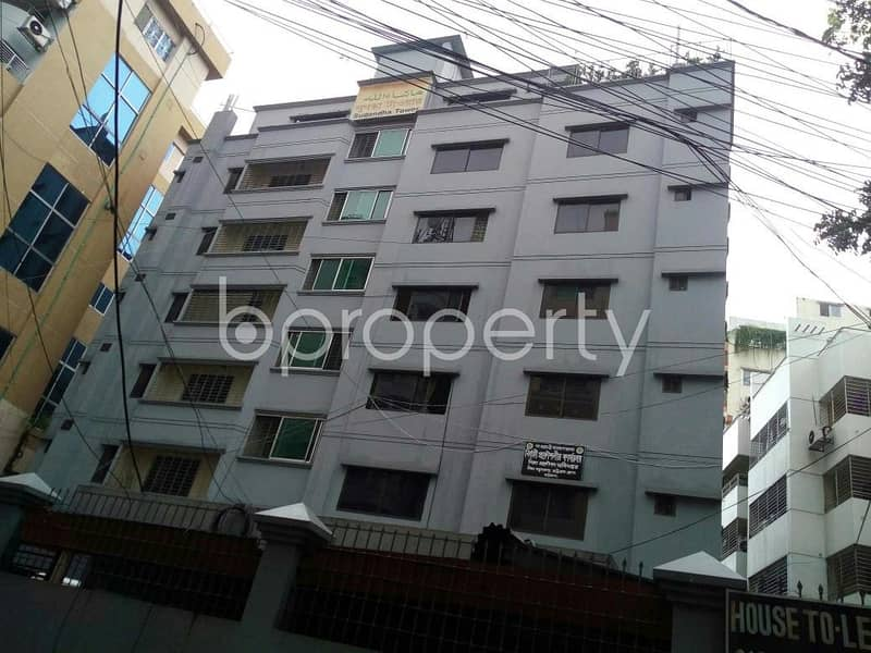 A well defined residential flat of 1600 SQ FT is available for rent in Panchlaish, near Muradpur Jame Masjid