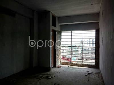 3 Bedroom Flat for Sale in Bayazid, Chattogram - 1350 Sq. ft An Adequate Flat For Sale At Bayzid Nearby Hill View Public School.
