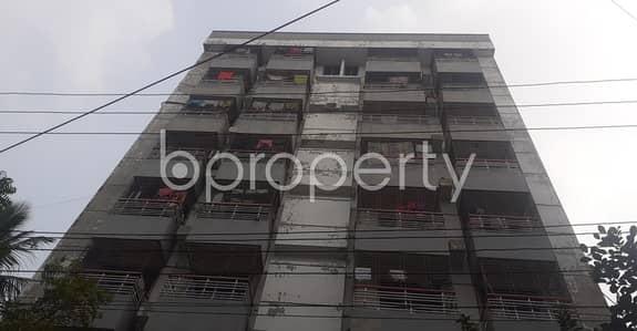 3 Bedroom Apartment for Sale in Kafrul, Dhaka - 3 Bedroom Nice Flat In Kafrul Is Now For Sale Nearby High-tech Multi Care Hospital.