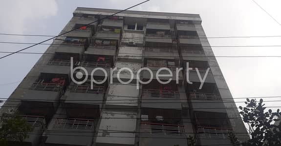 3 Bedroom Flat for Sale in Kafrul, Dhaka - Check This 1350 Sq. Ft Apartment Up For Sale At South Kafrul Very Near To High-tech Multi care Hospital.