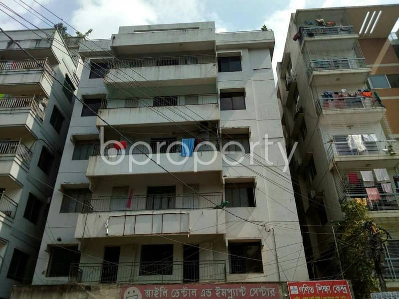 A 1200 SQ Ft commercial sop space is available for rent which is located on Mirpur, Section 11 nearby Islami Bank Hospital Mirpur.