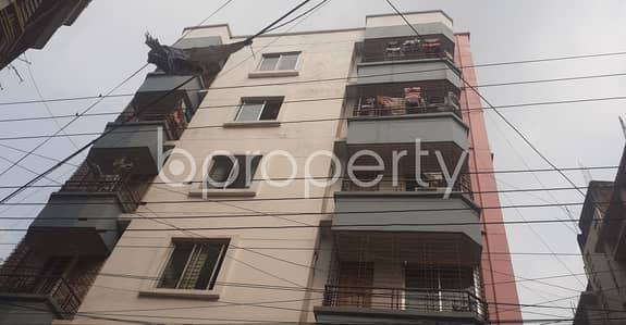 3 Bedroom Flat for Sale in Kafrul, Dhaka - An Apartment Of 1180 Sq. Ft Is Up For Sale In Kafrul Near High-tech Multicare Hospital.