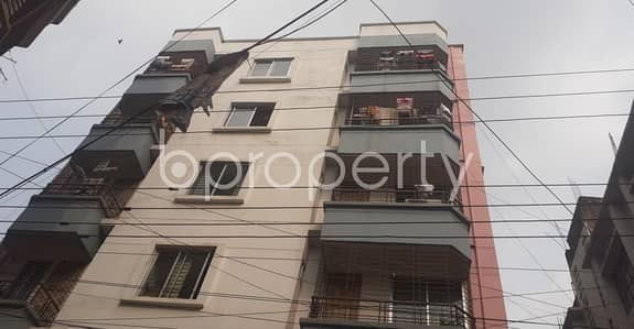 3 Bedroom Flat for Sale in Kafrul, Dhaka - Check This 1180 Sq. Ft Apartment Up For Sale At Kafrul Very Near To Officers' Quarter Jam'e Masjid.