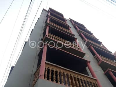 2 Bedroom Apartment for Rent in Halishahar, Chattogram - 2 Bedroom Nice Flat In Halishahar Is Now For Rent Nearby Baitur Rahman Jame Masjid.
