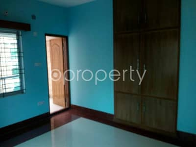 Nice and cozy this 1720 Sq. Ft. flat for sale is located at Amlapara, near to Adarsha Shishu Government Primary School.
