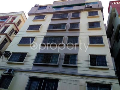 This Apartment Up For Sale In Bayazid, Near Trust Bank Limited Atm.