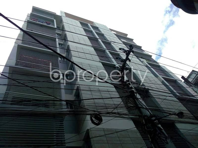 In Nasirabad C And B Colony Near To Bata Gec Outlet, A Beautiful Apartment Is Ready For Sale.