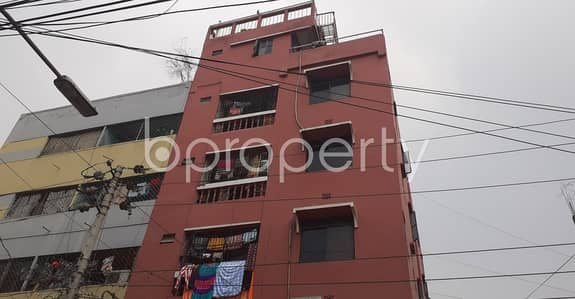 Shop for Rent in Mohammadpur, Dhaka - In Mohammadpur Nearby Market Camp Masjid A Shop Is Ready And Vacant For Rent.