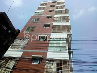 Beautiful Apartment Is Ready For Sale At Bagmoniram Ward Nearby East Nasirabad Mosque.