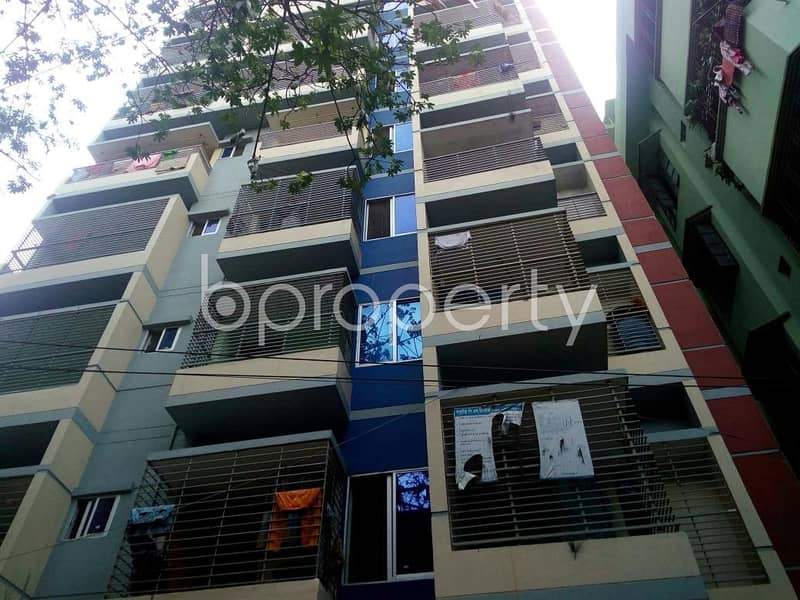 Flat For Sale In Kazir Dewri, Near Almas Bus Stop