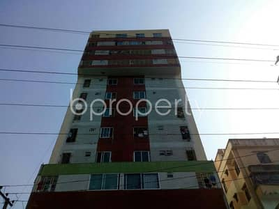 Check this fine looking flat of 1279 SQ FT offered for sale nearby National Hospital at Chandgaon