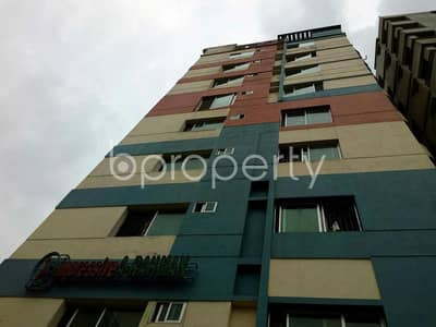 Comfortable and well designed flat of 1563 SQ FT in 4 No Chandgaon Ward for sale, near Chattagram International Dental College & Hospital