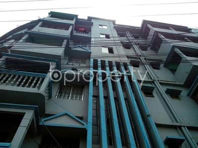 ভাড়ার জন্য BAYUT_ONLYএর ফ্ল্যাট - ৪ নং চাঁদগাও ওয়ার্ড, চিটাগাং - Find your desired apartment at this 950 SQ Ft ready flat for rent at Khaza Road nearby Kaderia Sharif-Badsha Jame Moshjid.