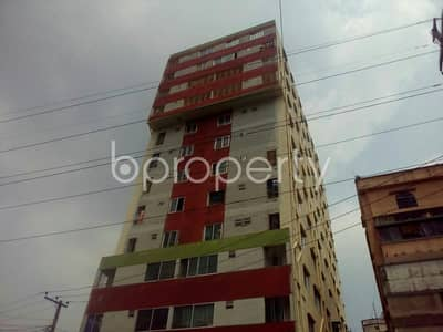This reasonable 1279 SQ FT residential flat is up for sale at 4 No Chandgaon Ward area nearby United Commercial Bank Limited.