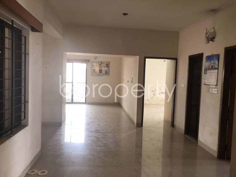 A Stunning Apartment In Banani Near Banani Jame Masjid Is Up For Sale