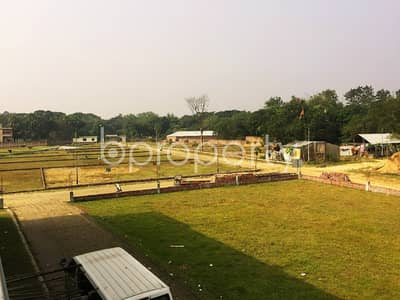 A Beautiful Residential 10 Katha Plot Is Up For Sale At Rupganj Near Zinda Park
