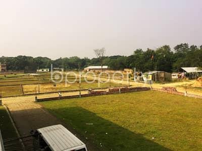 Residential 10 Katha Plot For Sale In Rupganj Near Zinda Park