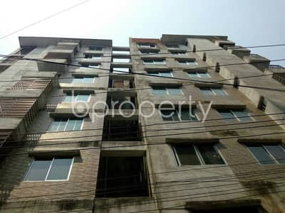 Make this 1153 SQ FT flat your next residing location, which is up for Sale in Lal Khan Bazaar Near Lal Khan Bazar Central Mosque
