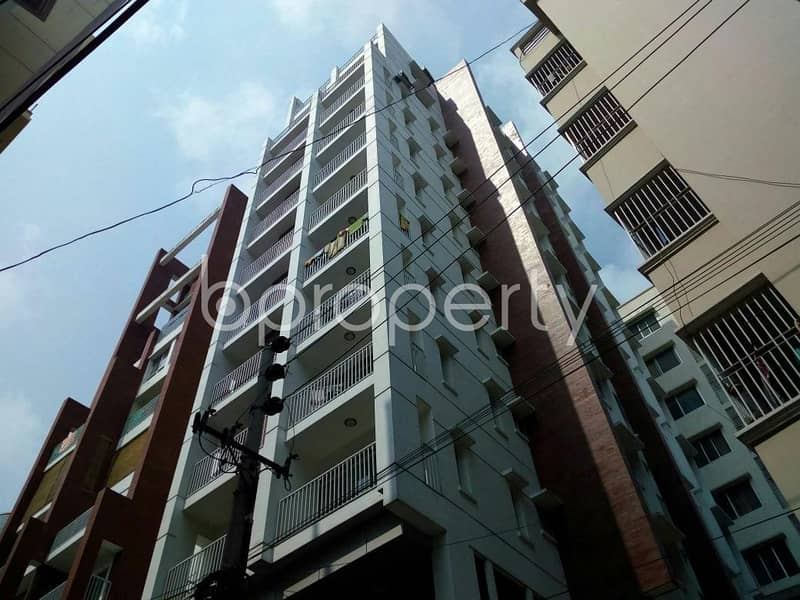 Picture yourself, residing in this well constructed and planned 1720 SQ FT flat in South Khulsi for sale, near Ahle Hadis Jame Masjid