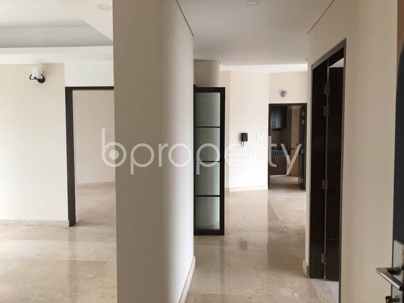 Convenient Apartment For Rent In Gulshan 1, Near Agrani Bank Limited