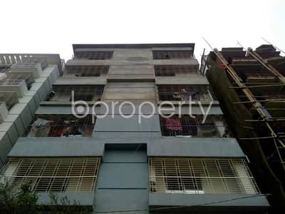 Find your desired apartment at this 840 SQ Ft ready flat for rent at Block E, Bashundhara nearby Apollo Hospitals Dhaka.