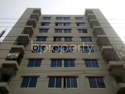 3 Bedroom Apartment for Rent in Aftab Nagar, Dhaka - Near Matrichhaya Residential School & College 1350 Sq. ft Flat For Rent In Aftab Nagar.