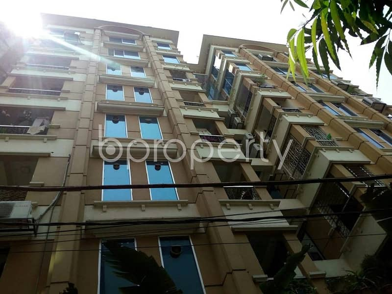Offering you a 1750 SQ FT flat for Sale in Khulsi near to Khulshi Mart