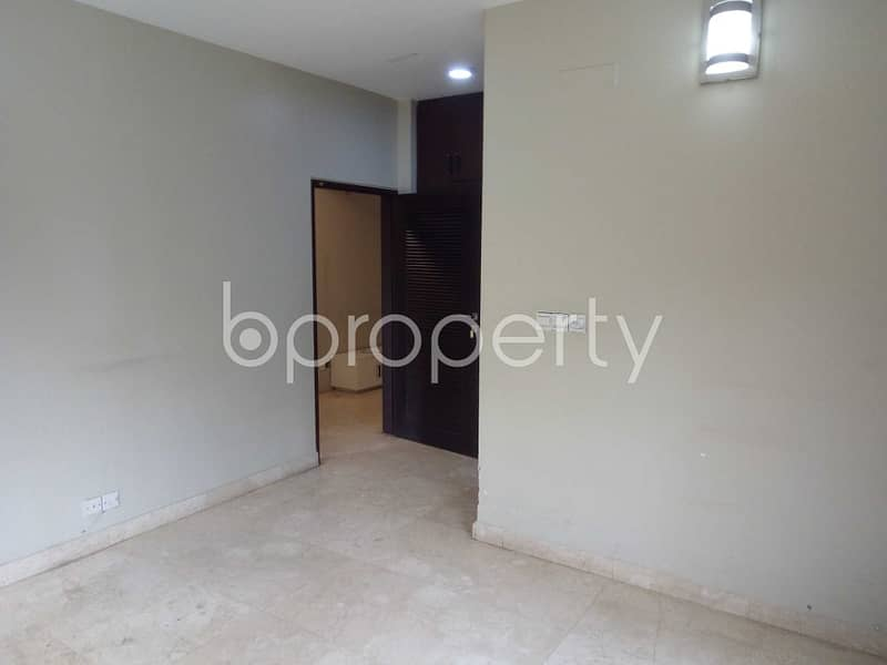 Well Planned Flat For Rent In Gulshan Near Gulshan South Park