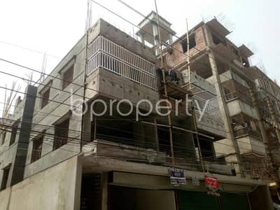 A 1850 Sq Ft Well-maintained Commercial office Is Available For Rent In Aftab Nagar Block B, Near Uttara Bank Ltd