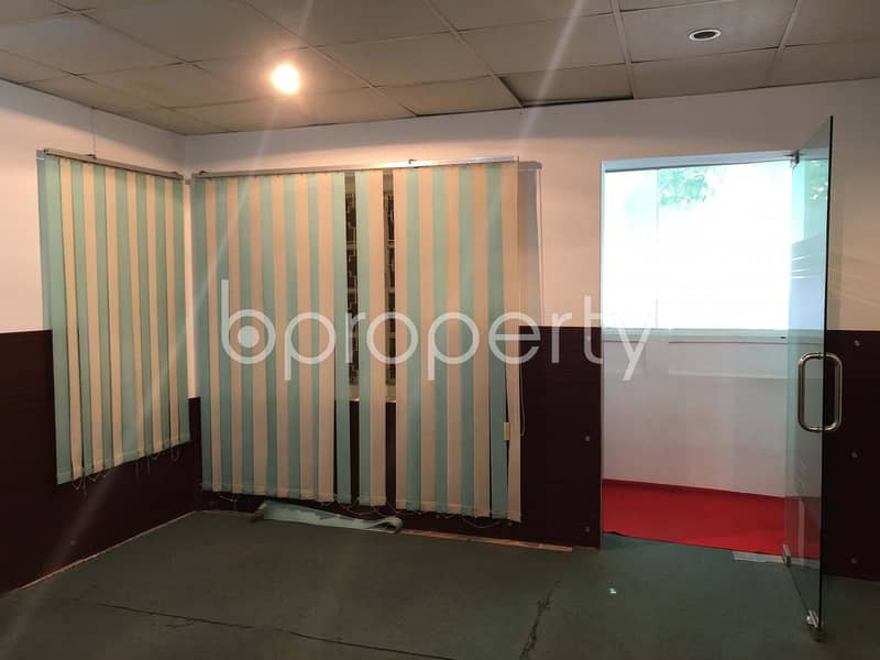 A Pleasant Office Space In Lalmatia Near Lalmatia Mohila College Is Up For Rent