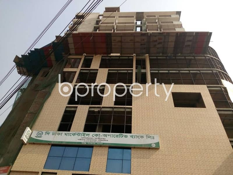 This 87 Sq. Ft Shop Is Up For Sale In Naya Bazar Near Ahmed Bawany Academy School and College