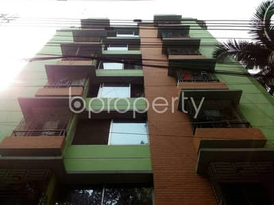 2 Bedroom Apartment for Rent in Kalabagan, Dhaka - Plan To Move In This 900 Sq Ft Flat Which Is For Rent In Kalabagan Near To Dhanmondi Law College