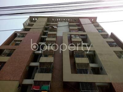 3 Bedroom Apartment for Rent in Dakshin Khan, Dhaka - For Renting 1000 Square feet flat is available in Dakshin Khan near to Dakshinpara Jame Masjid
