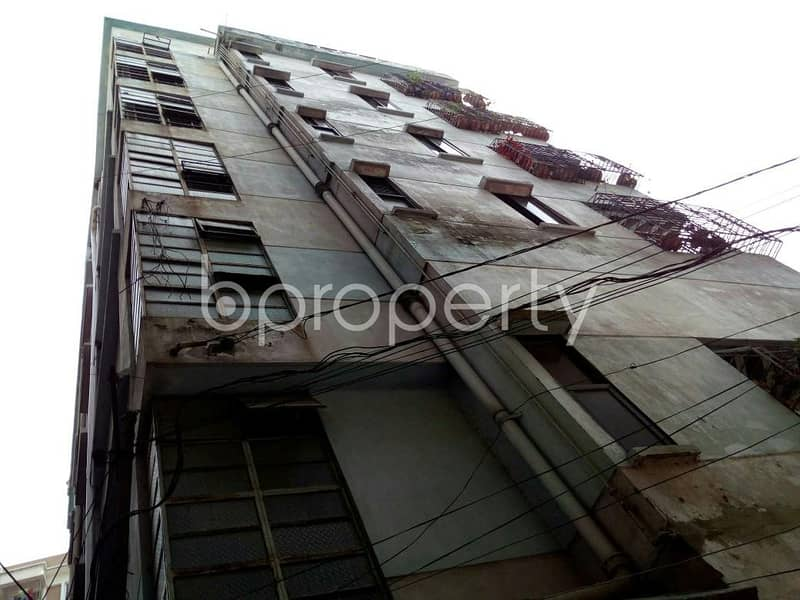 300 Square Feet Ready Commercial Sapce Is Up For Rent In Kalabagan