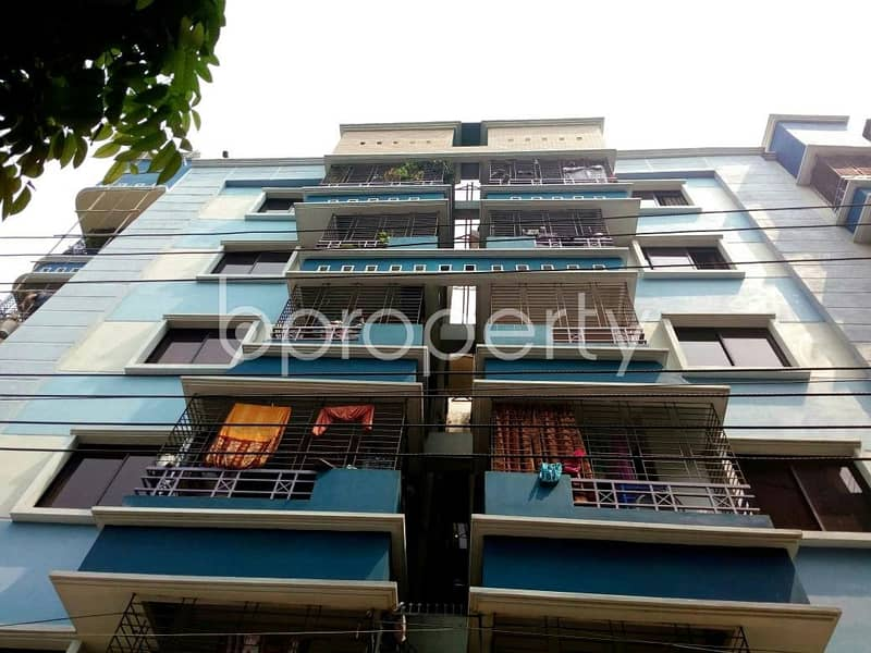 Ready flat of 1135 SQ FT is now for sale in Tongi nearby Mostofa Shopping Mall