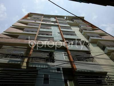 2 Bedroom Apartment for Rent in Kazir Dewri, Chattogram - 1000 Sq Ft Flat Is Situated At Kazir Dewri Near First Security Islami Bank Limited Which Is Waiting For Being Rented