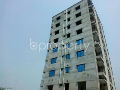 Have a look at this 1250 SQ FT family living flat for sale located at Shiddhirganj near to Ati Central Jame Mosque