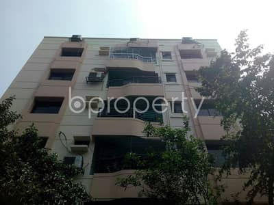 2 Bedroom Apartment for Rent in Banani DOHS, Dhaka - Near Banani DOHS Jame Mosjid 1505 Sq. Ft Flat For Rent In Banani DOHS.